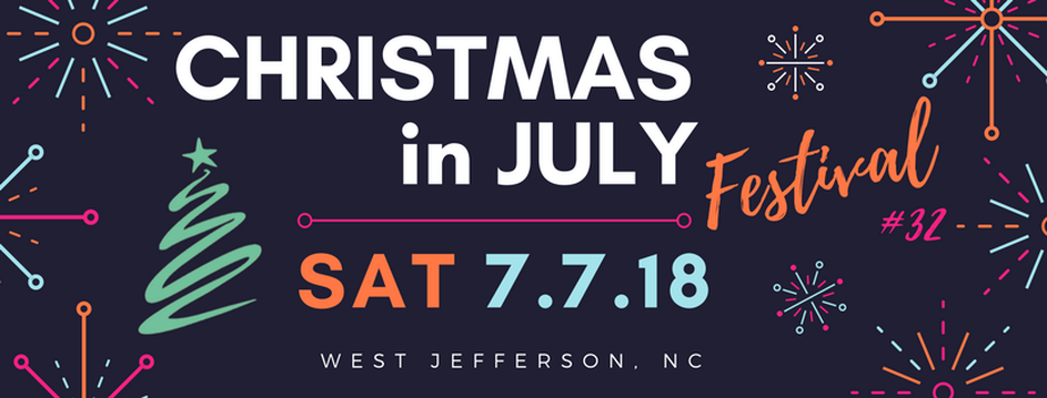 Christmas-In-July Festival